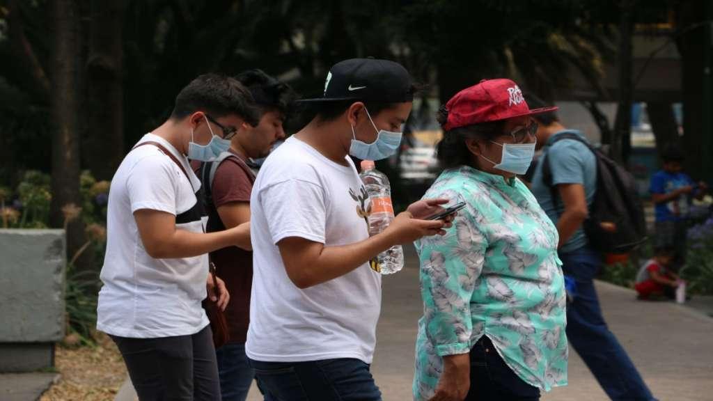 México sigue las recomendaciones de la OMS para atender el coronavirus FOTO: CUARTOSCURO