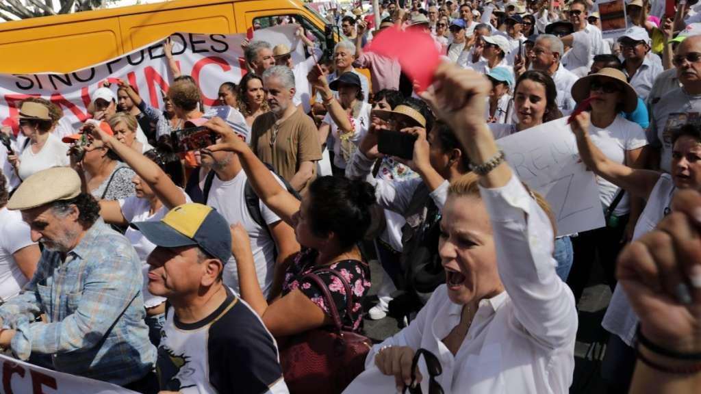 marcha por la paz cdmx secretaria de seguridad paseo de la reforma