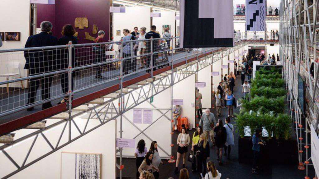 Feria de Arte Material llega a la CDMX con 78 galeristas