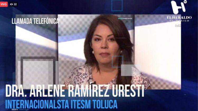 Arlene Ramírez