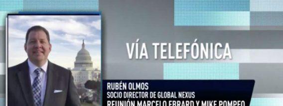 Ruben Olmos en entrevista con Alejandro Cacho