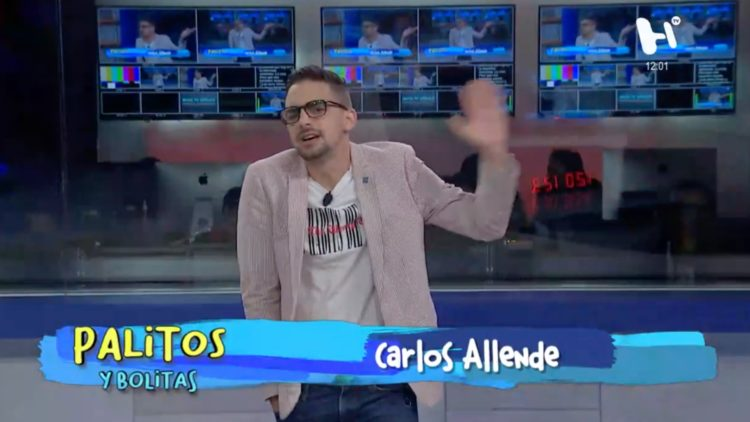 Carlos-Allende
