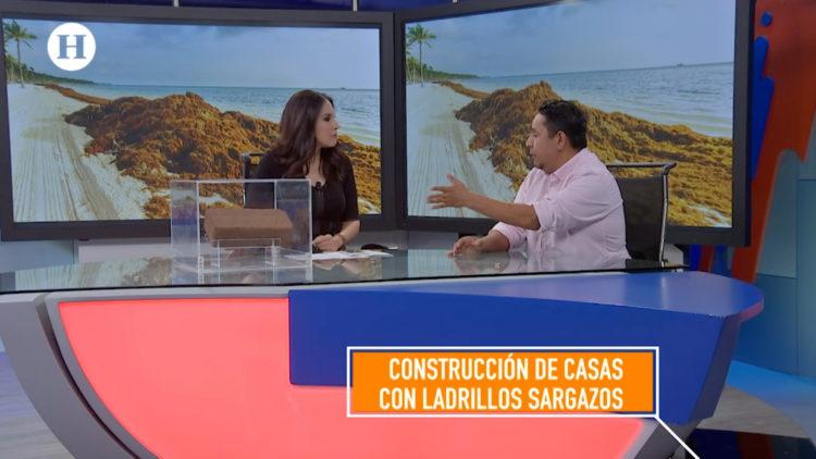 Omar Vázquez en Noticias México.