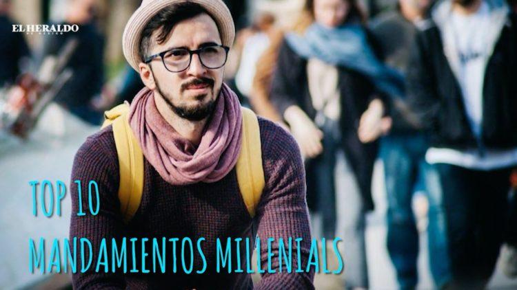 Los diez mandamientos millennials en Trend