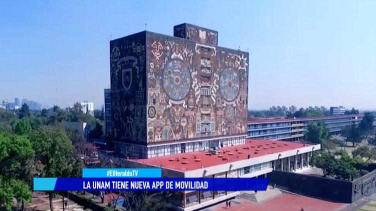 UNAM PumaMóvil El Heraldo TV Noticias de la noche