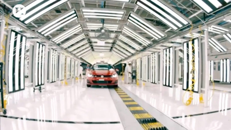 industria automotriz crisis reportaje