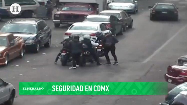 seguridad CDMX delitos