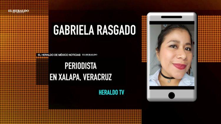 Gabriela Rasgado Veracruz Javier Duarte Noticias México El Heraldo TV