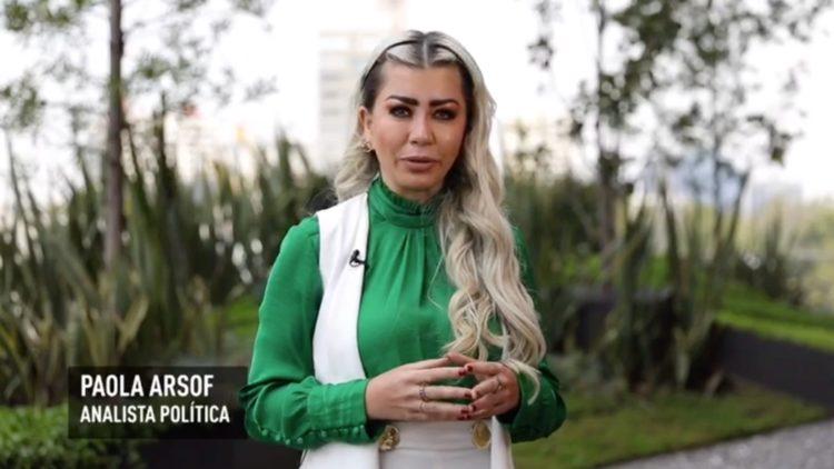 Paola Arsof Andrés Manuel López Obrador El Heraldo TV