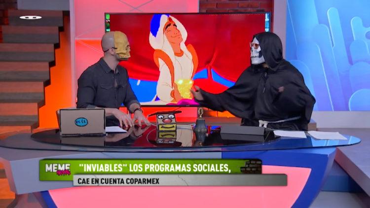 Programas sociales serán inviables al no haber crecimiento económico_ Gustavo de Hoyos