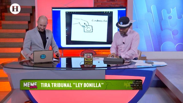 Tribunal retira la _Ley Bonilla_ y se establece por dos años