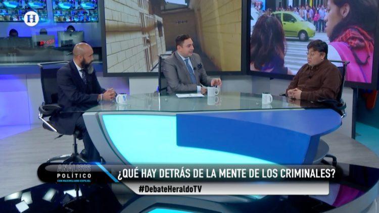Análisis Político Maximiliano Espejel El Heraldo TV Manuel Zamacona