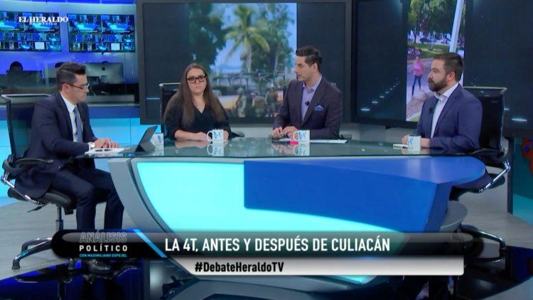 Cuarta Transformación Culiacán Sinaloa El Heraldo TV Análisis Político Maximiliano Espejel