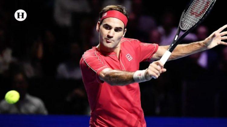 Roger Federer en México