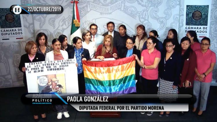 Morena El Heraldo de México objeción de conciencia Nuevo León Análisis Político Maximiliano Espejel