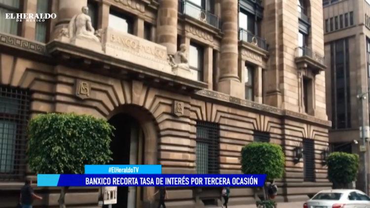 Banxico deja la tasa de interés en 7.50%; explica Mario Maldonado