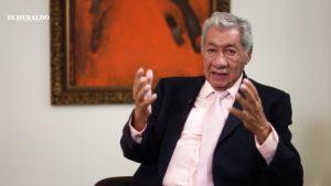 Alfredo Ríos Camarena, Adolfo López Mateos, Gustavo Díaz Ordaz, Luis Echeverría, Martha Anaya, gobierno, El Heraldo TV,