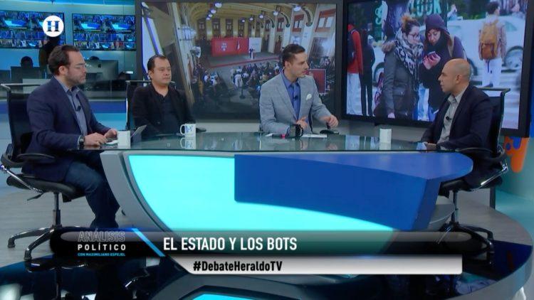 Twitter Tumbaburros AMLO Gobierno El Heraldo TV
