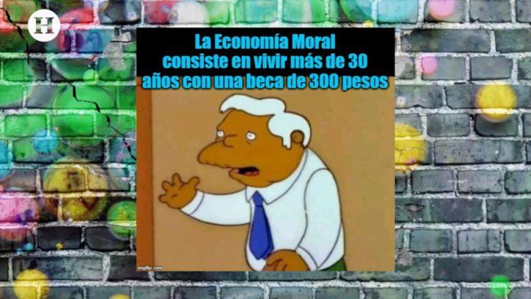 AMLO libro Hacia una Economía Moral memes redes sociales otros datos