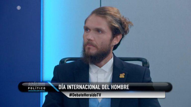 Día Internacional del Hombre El Heraldo TV CNDH masculinidad derechos