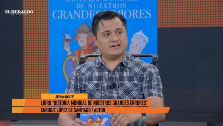 Libro _Historia de nuestros Grandes Errores_