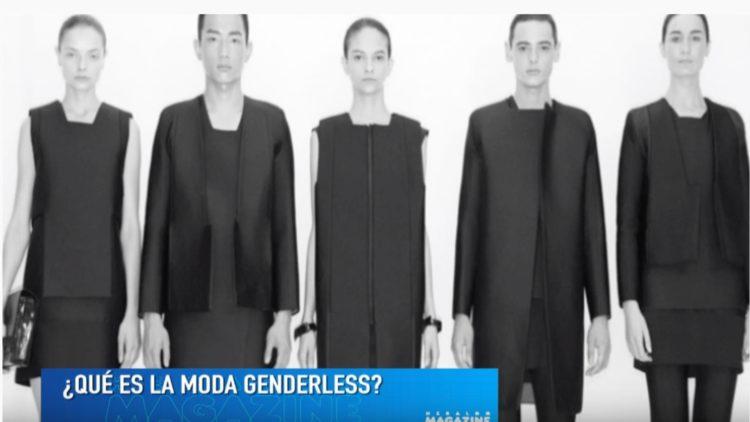 Genderless moda
