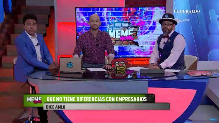 AMLO señala que no tiene diferencias con empresarios; memes se cuestionan