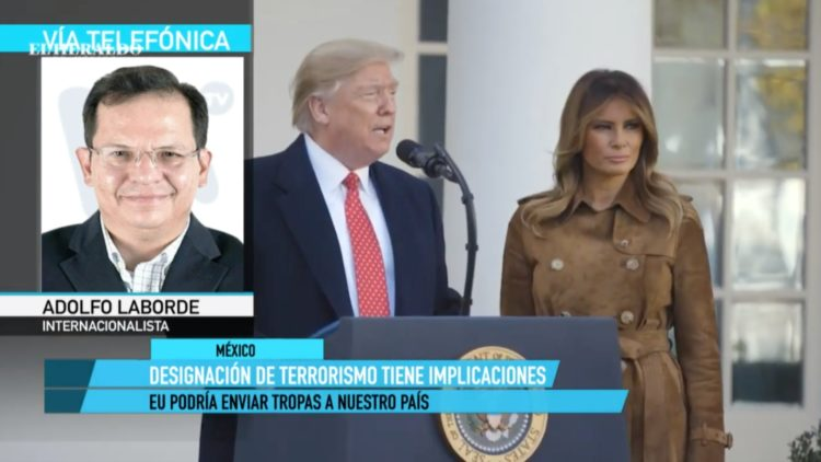 Terrorismo Trump