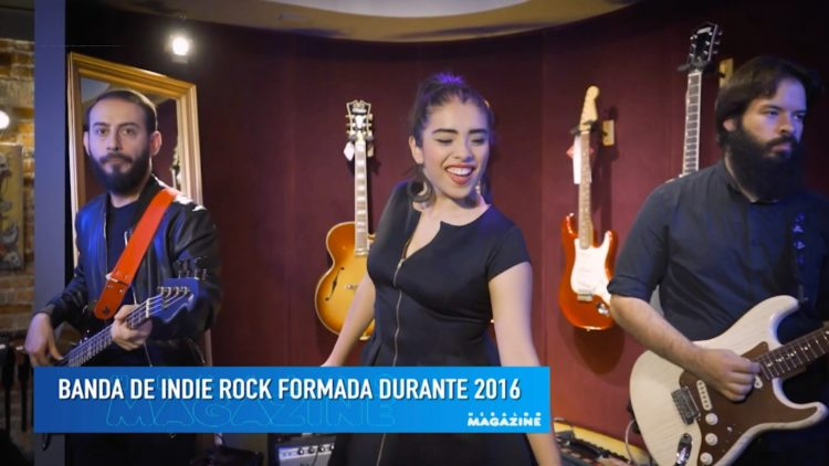 Quadrafunks El Heraldo TV indie Rock Heraldo Magazine