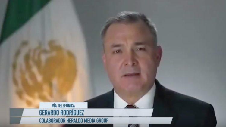 Genaro García Luna detenido EU