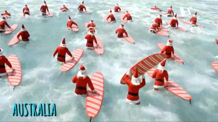 Averigua las diversas formas de celebrar la Navidad en el mundo