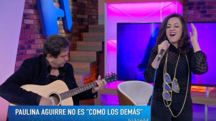Como los demas Paulina Aguirre