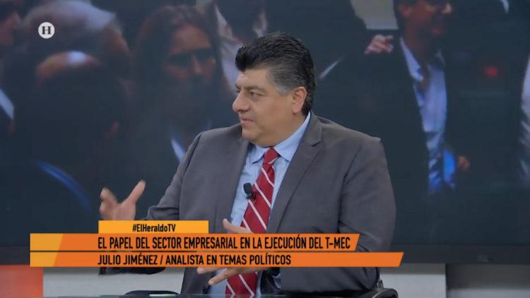 Empresarios que invierten en México se beneficiarán con T-MEC_ experto