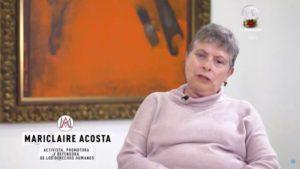 Mariclaire Acosta, CNDH, Derechos Humanos, Rosario Piedra Ibarra, Martha Anaya, El Heraldo TV,