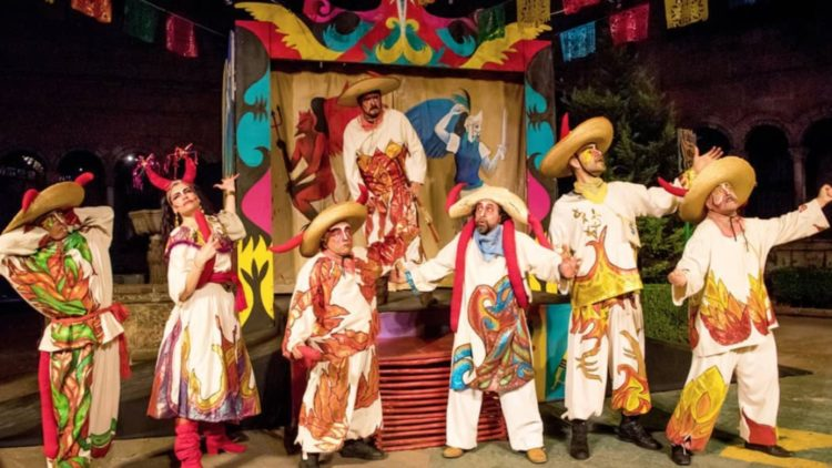 Tradicional Pastorela Mexicana obra
