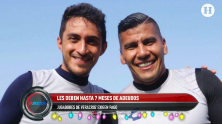 ¿Cómo podrán cobrar los jugadores del Veracruz los sueldos que les deben_
