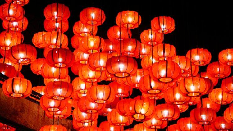 Estos son rituales chinos recibir 2020