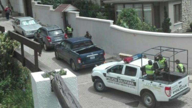 Embajada de México en Bolivia