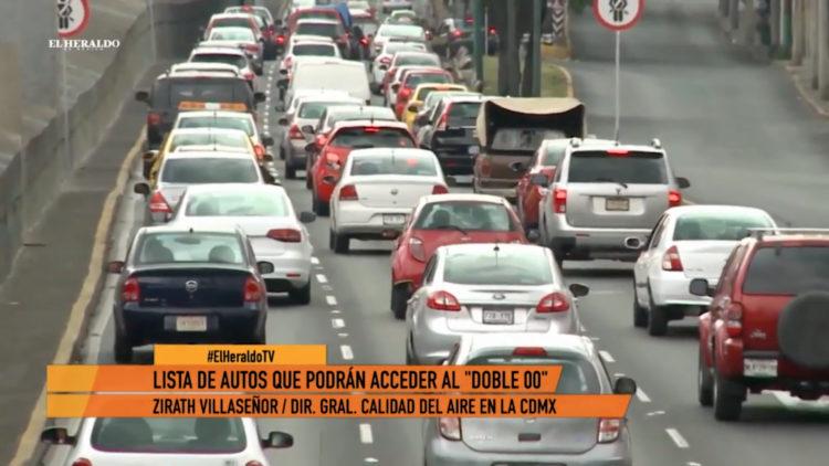 Holograma doble cero no será para todos los autos nuevos_ Aire CDMX