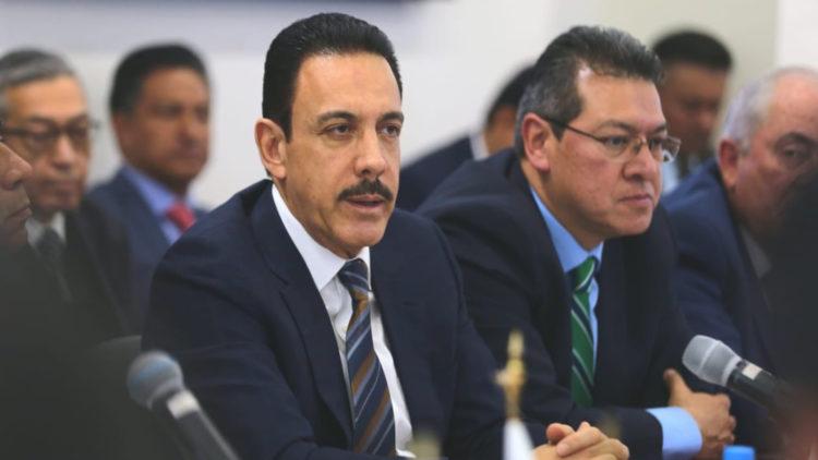 Omar Fayad Gobernador Hidalgo El Heraldo TV