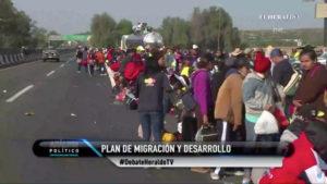 Migrantes mexicanos EU Guatemala