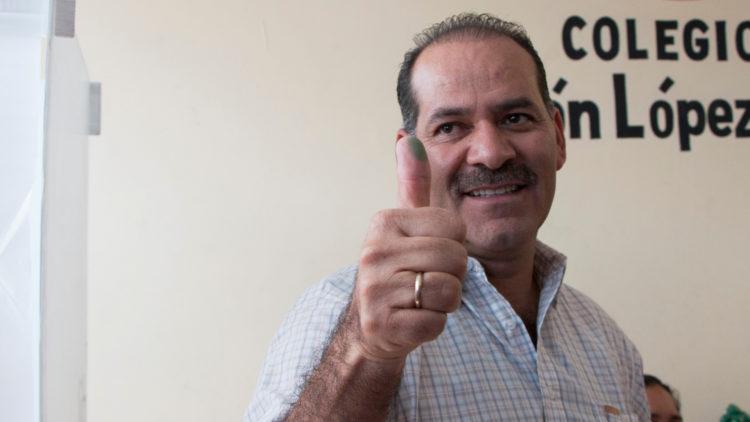 Gobernador Aguascalientes Martín Orozco Sandoval El Heraldo TV