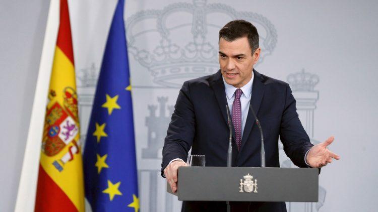 gobierno españa Pedro Sanchez