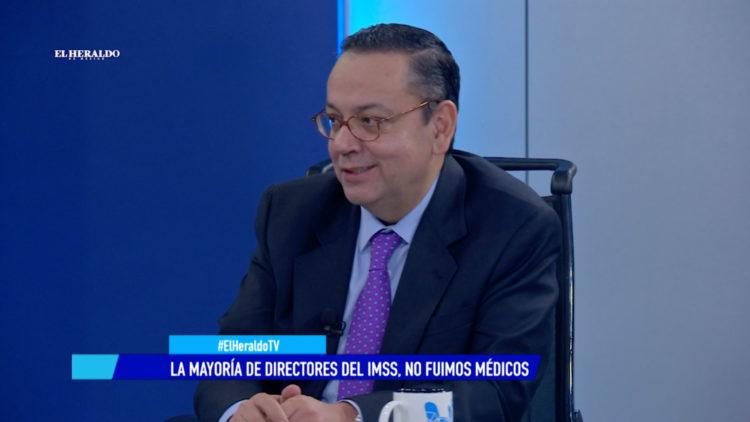 Senador Morena Germán Martínez Insabi IMSS El Heraldo TV