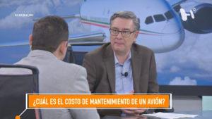 AMLO ofrece alternativa de rifar avión presidencial; este es el costo por mantenimiento