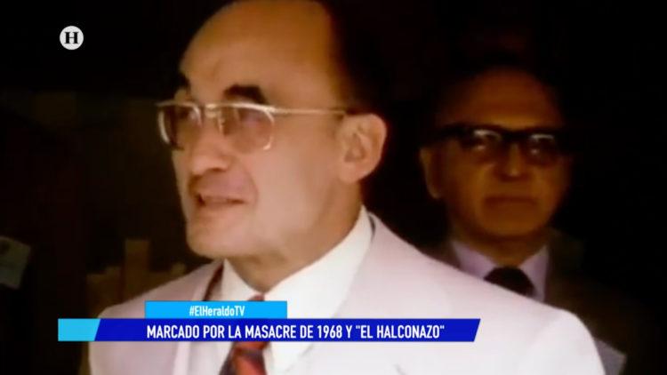 expresidnete Luis Echeverria reportaje El Heraldo TV