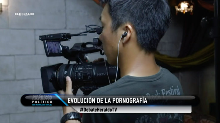 Industria cine para adultos educación regulación El Heraldo TV