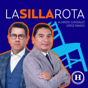 Alfredo González, Jorge Ramos en Heraldo de México La silla rota